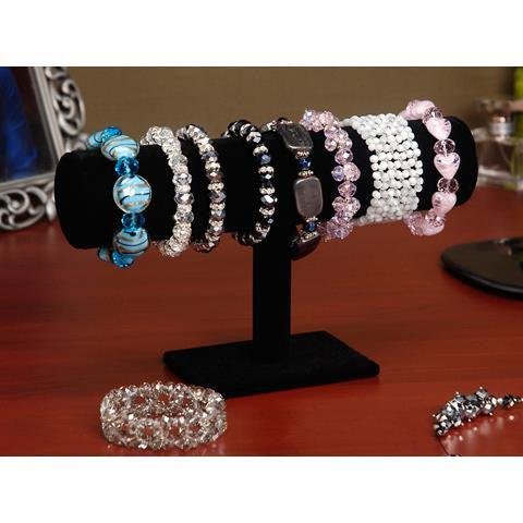 Bracelet Display Black T-Bar