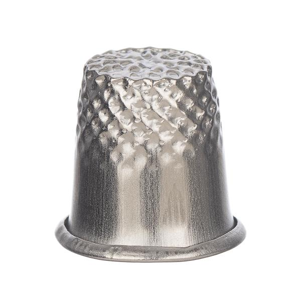 19x18mm Silver Sewing Thimble 1/pk