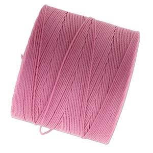 S-Lon Micro Bead Cord .12mm Light Orchid 287yd Spool