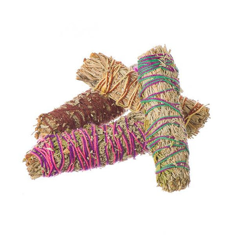"4"" Smudge Stick Variety Pack"