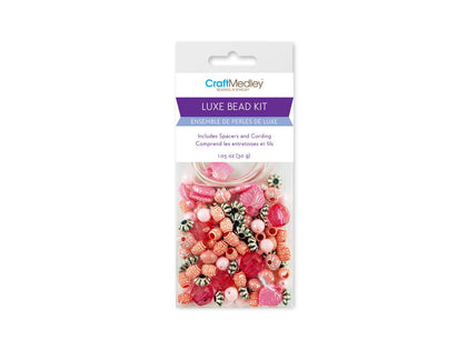 Pink Luxe Bead Kit