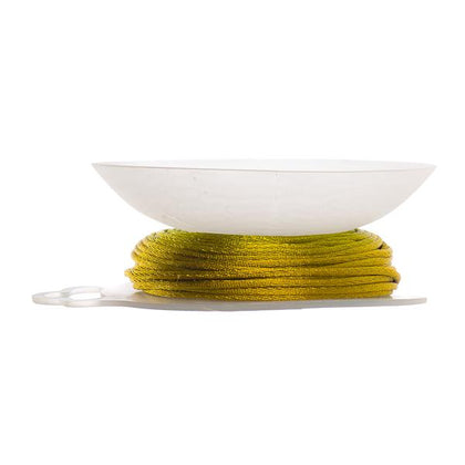 1.5mm Olive Rattail Cord 20yd