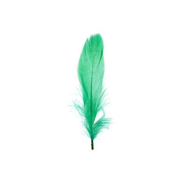 Goose Feathers Green 6g