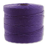 Purple S-Lon Fine Bead Cord