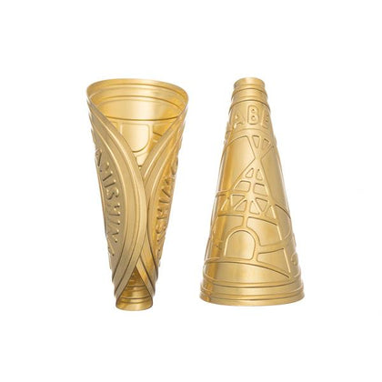 Brass Authentic Anishinaabe Jingle Cones, Child Size 100/pk