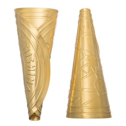 Brass Authentic Anishinaabe Jingle Cones, Adult Size 100/pk