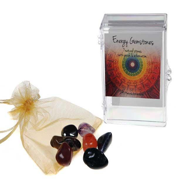 Energy Gem Stone Kit (7 Stones)