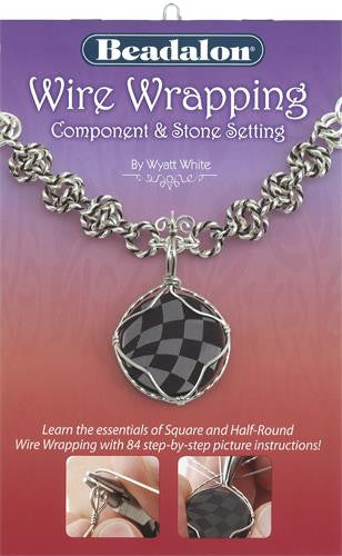 "Book ""Wire Wrapping - Component & Stone Setting"""