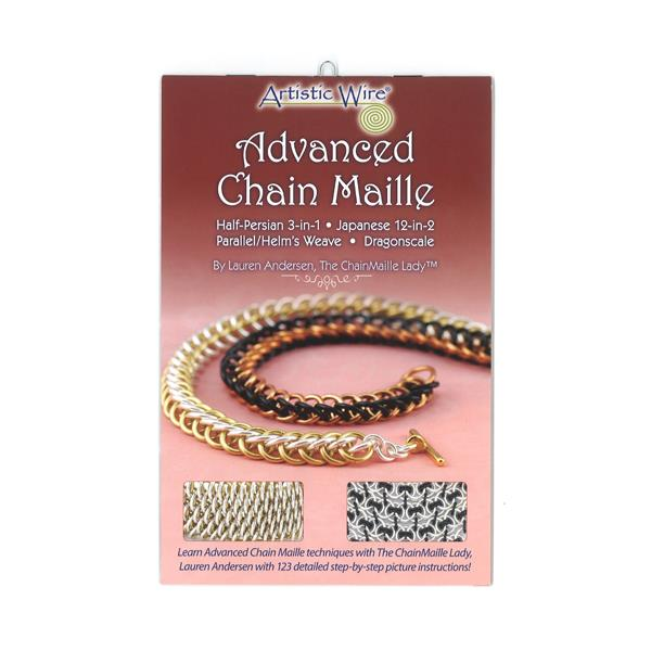 "Book ""Advanced Chain Maille"""