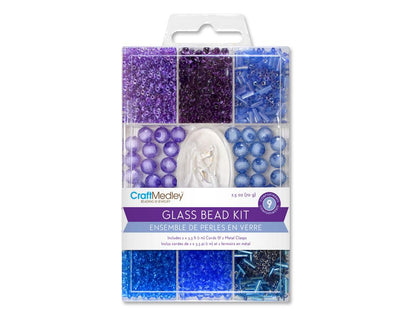 Glass Multi Pack Bead Kit - Sky