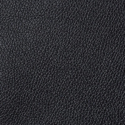 Faux Leather Black 20x34cm Sheet