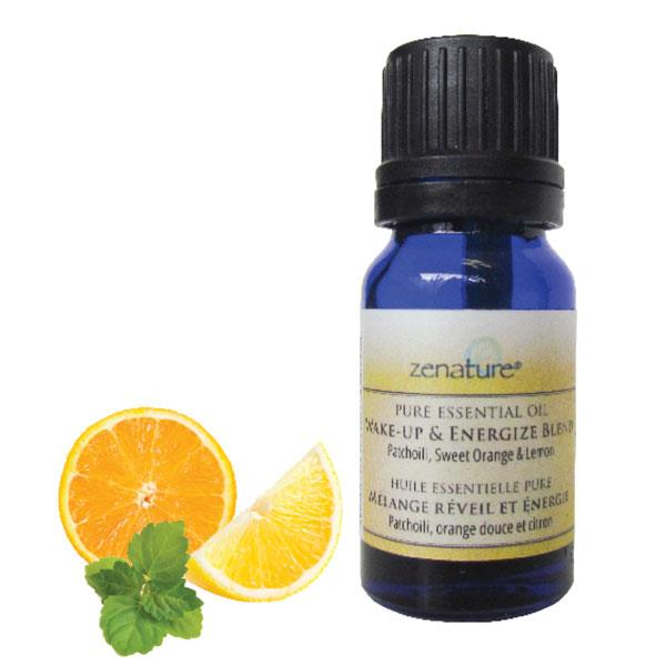Pure Essential Oil Wake Up & Energize Blend 10ml