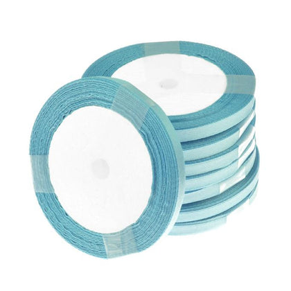 6mm Satin Ribbon Light Blue 25yd