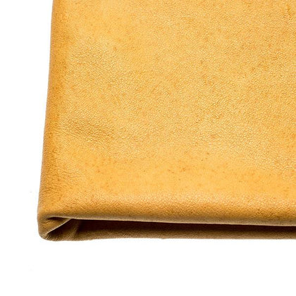 Tan Moosehide Leather by the Square Foot