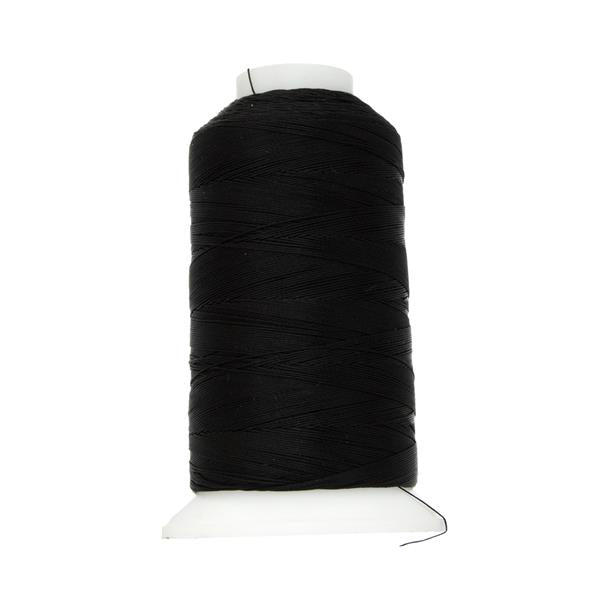 Black Beading Thread 500m