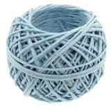 1mm Hemp Twine Light Blue 20m