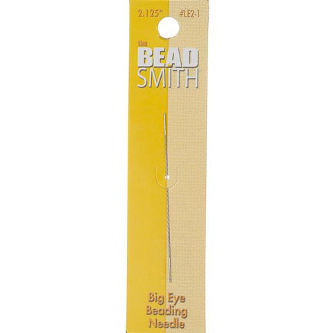 Easy Eye Beading Needles 1/pk