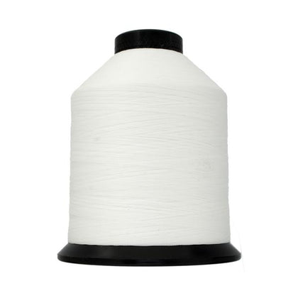 White Beading Thread 3250m