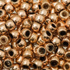 Pony Beads 100/pk - Metallic Copper