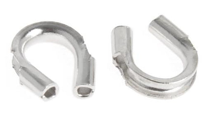Rhodium Wire Guards 10/pk