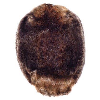 Large Beaver Fur Pelt
