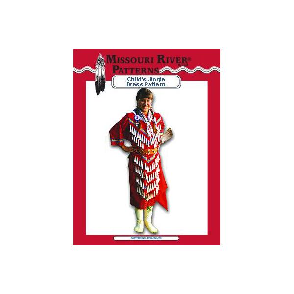 Pattern Child's Jingle Dress