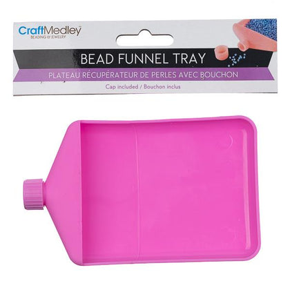 Bead Funnel Tray 1/pk
