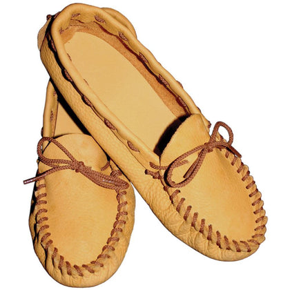Leather Moccasins Kit Size 4/5