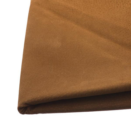 Medium Brown Pigskin Suede by the Square Foot