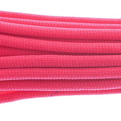 4mm Neon Pink Parachute Cord 16ft