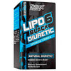 Diuretico Natural. 80 Capsulas. Lipo 6 Black Diuretic