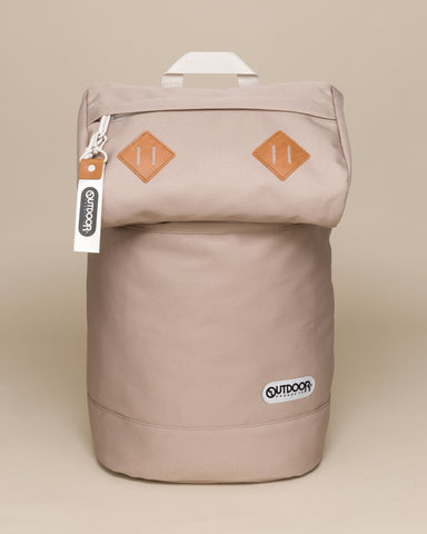 "Canyon Rucksack in Brindle - This rucksack is designed for men & women and is perfect for being on the go. The dimensions are  Height: 17.3"" - Width: 10.8"" - Depth: 6.1""."