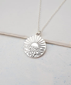 Happy Place Ocean Necklace
