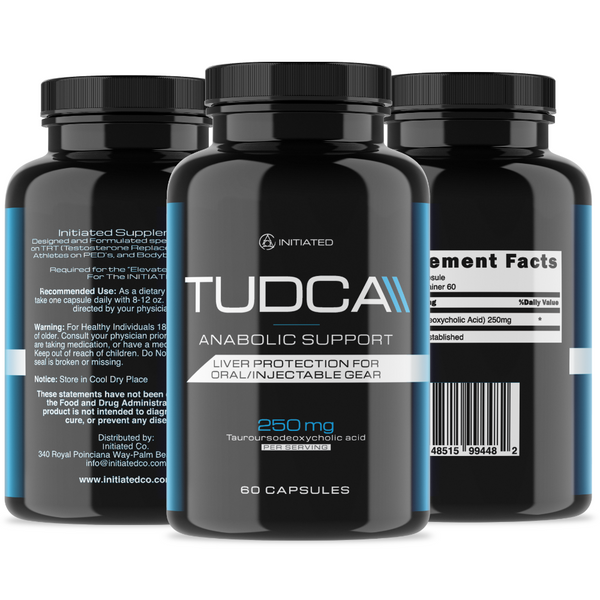 Pure Tudca Anabolic Support - 250mg