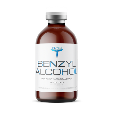 Benzyl Alcohol 50 ml