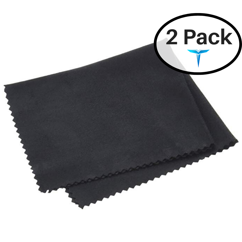Microfiber Cleaning Cloths, 2 PACK