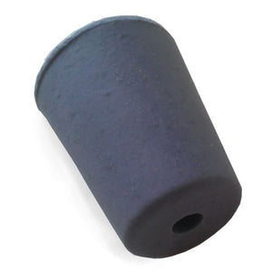 D130 Vented Rubber Stopper