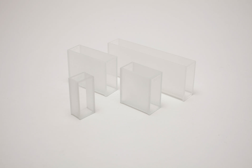 Borosilicate Glass Cells for Heated Lovibond Tintometer