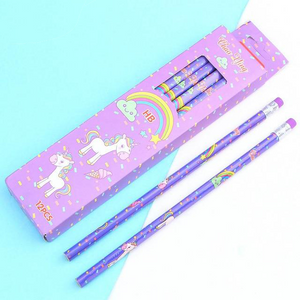 UwU Unicorn Pencil 12Pcs Set