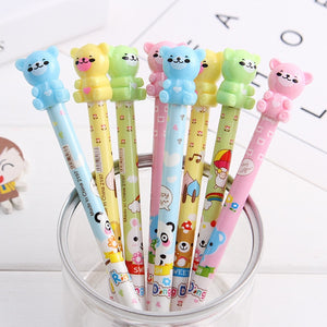 UwU Bear Topper Lead Pencils