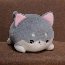 Load image into Gallery viewer, UwU Chonky Shiba Plush U・ﻌ・U