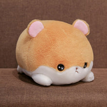 Load image into Gallery viewer, UwU Chonky Hamster Plush (U・x・U)