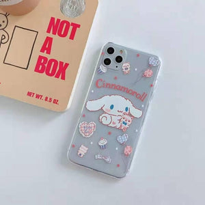 UwU Cinnaroll iPhone Case