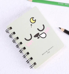 UwU Pet face notebooks