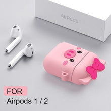 Load image into Gallery viewer, UwU Pig Airpod Case