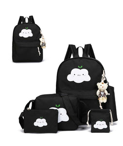 UwU Cloud sprite Backpack set