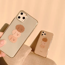 Load image into Gallery viewer, UwU Puppy Stack iphone Case (❍ᴥ❍ʋ)