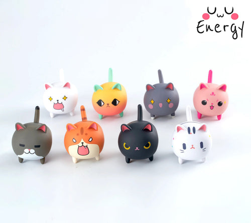 UwU Wubble Cats 	(^=◕ᴥ◕=^)