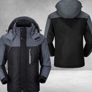MEN'S WATERPROOF AND WINDPROOF JACKET