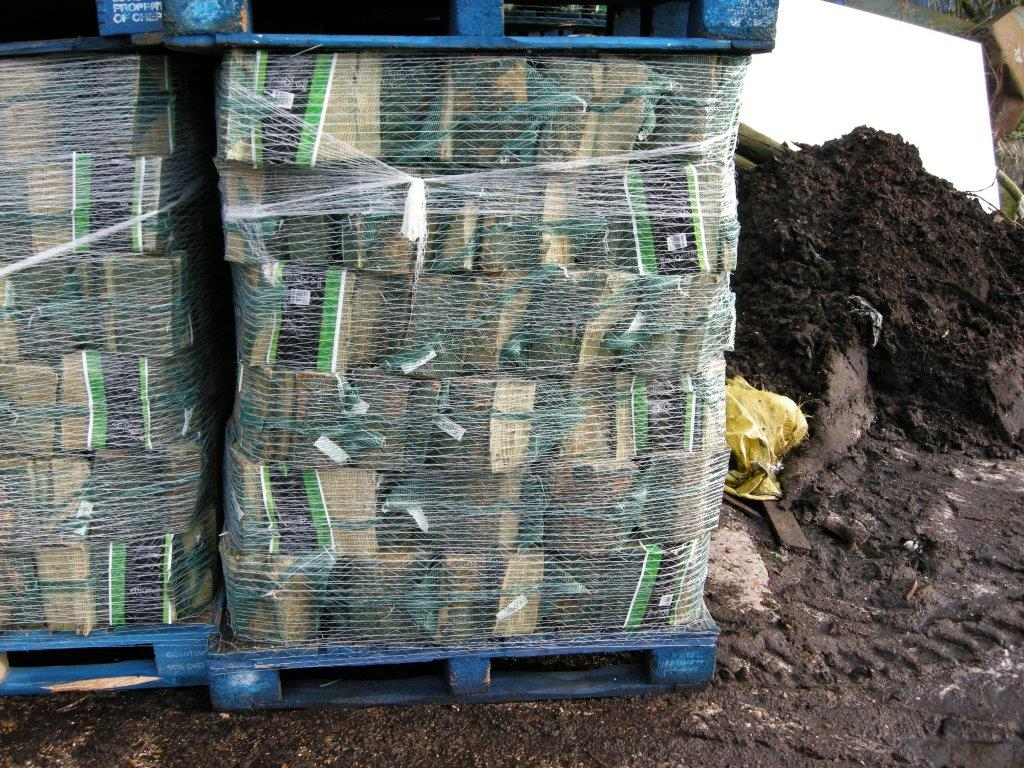 Elastinet Stretch Pallet Wrap